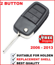 2B Remote Flip  CAR Key Shell Suitable for Holden Commodore VE ute 2006 -2013
