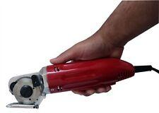 """Handheld 1.5"""" Rotary Fabric Shear Cloth Hexagonal Cutter Machine Refurbished"""