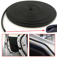 6M Universal Car Auto Door Glass Rubber Edge Seal Weather Strip U Channel Truck