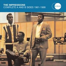The Impressions - Complete A- and B-Sides 1961-1968