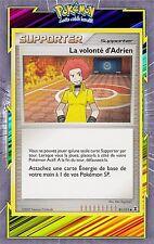 La volonté d'Adrien - Platine 02 - 91/111 - Carte Pokemon Neuve Française