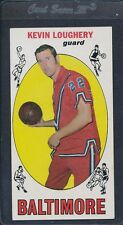 1969/70 Topps #094 Kevin Loughery Bullets VG/EX *582