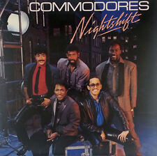 "Commodores  Nightshift 12"" LP  k386  washed - cleaned"