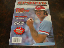 Sports Market Report Magazine---Pete Rose Cover---Sept. 2003---Price Guide