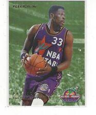 1995-96 FLEER BASKETBALL ALL-STARS PATRICK EWING / DAVID ROBINSON #9 OF 13