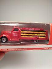Coca-Cola 1938 Bottle Truck 1:87 Scale IOB