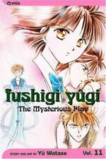 NEW - Fushigi Yugi: The Mysterious Play, Vol. 11 - Veteran by Watase, Yuu