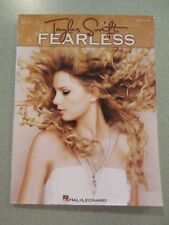 Taylor Swift - Fearless: Easy Guitar with Notes & Tab SC (2009)