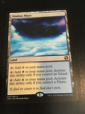 MTG MAGIC ICONIC MASTERS - NIMBUS MAZE (NM)