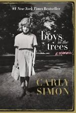 Boys in the Trees : A Memoir by Carly Simon (2015, Hardcover)