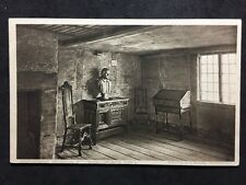 RP Postcard Stratford On Avon - Shakespeare Birthplace: Birth Room #S197