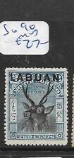LABUAN  (P2705B)  2C  DEER  SG 90     MOG