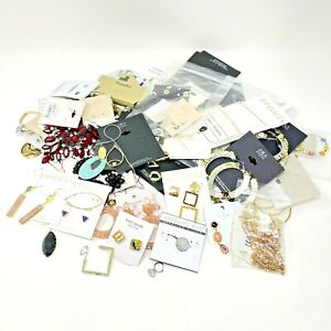 Nordstrom and Nordstrom Rack Lot of Designer Junk Jewelry Some Wearable Returns