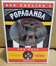 Ron English Art Toy Circus POPAGANDA Grinnin' Gaylord Mindstyle Sideshow Grin