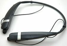Original Lg Tone Pro Hbs-760 Wireless Headphones Black Bluetooth Stereo Headset