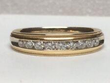 Mens diamond wedding ring (OG469)