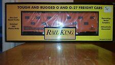 1999 MTH Rail King, Amtrak Illuminated Bunk Car, # 30-7923, 0/027, NIB