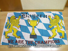 Bandiere Bandiera Baviera Champions fan - 90 x 150 cm