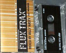 BILLY NASTY FLUX TRAX 02 PROMO SAMPLER CASSETTE