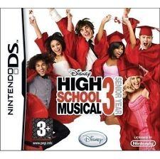 Disney Sing It High School Musical 3: Senior Year (Nintendo DS, 2008) - European