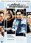 New The Mind of the Married Man Complete First 1 Season (DVD, 2005, 2-Disc Set)