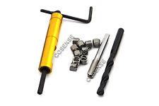 Thread Repair Kit M14 x 1.5 x 1.5D Stainless Steel Insert & Tap & Drill bit
