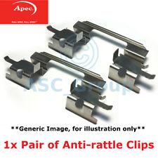Apec Braking Disc Brake ATE Pad Fitting Kit Accessory KIT560