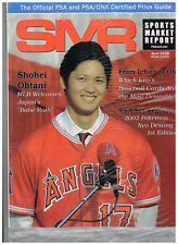SPORTS MARKET REPORT, PSA PRICE GUIDE, April, 2018 - Shohei Ohtani