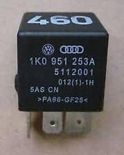 Volkswagen Audi ECU Horn Relay 1K0951253A Golf Jetta Passat A3