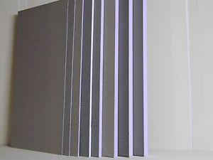 XPS Hartschaum Bauplatten 1000x500x10 mm B-Ware Qboard plano/ JACKOBOARD PLano