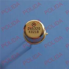 5PCS Transistor MOTOROLA/ST/RCA TO-39 2N5320