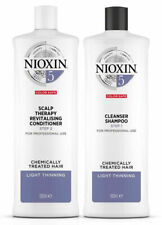Nioxin System 5 Cleanser & Scalp Therapy Duo 33.8 oz/ 1L