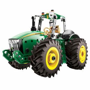 Erector by Meccano John Deere 8R Series Tractor