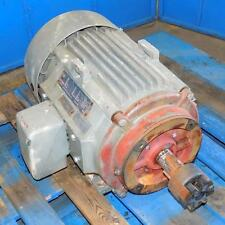 GE MOTORS FRAME 284T 3PH 460V 1770RPM 25HP XSD AC MOTOR 5KS284SE208B