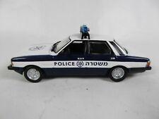 Ford Cortina Mk5 Police israélienne 1/43 -Ist Voiture miniature Diecast PM29