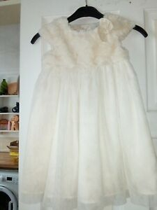 Toddler Girls Kids  Princess Dress Wedding Party Pageant Dresses 2/3 years
