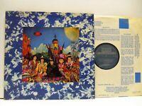THE ROLLING STONES their satanic majesties request LP EX/EX-, TXS 103, vinyl, uk