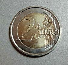 2 Euro Italia 2019 Dante Alighieri - SPL - Moneta circolata pochissimo