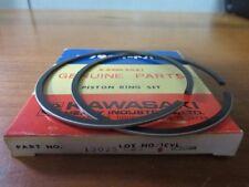 Kawasaki F5, Bighorn piston rings, vintage,  NOS
