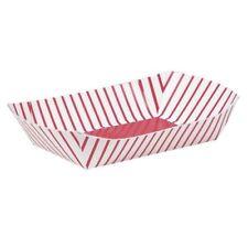 Bolsas y conos de color principal rojo para todas las ocasiones para fiestas