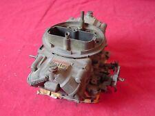 HOLLEY LIST 4781-2 850 CFM DOUBLE PUMPER  4 BARREL CARBURETOR USED
