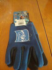Duke Blue devils -NCAA Licensed Product College Utility Gloves - large