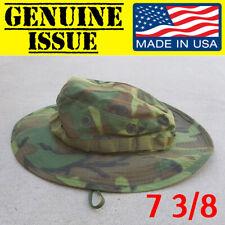 Us Military Erdl Camouflage Bonnie Hat type 2 camo vietnam Tropical Combat 7 3/8