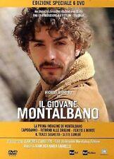 Dvd IL GIOVANE MONTALBANO - Stagione 01 (Box 6 Dischi)  ......NUOVO