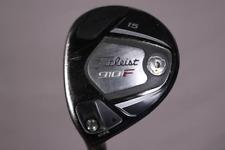 Titleist 910F Fairway 3 Wood 15° Regular Left-H Graphite Golf Club #4356
