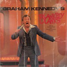 GRAHAM KENNEDY'S BLANKETY BLANKS LP 1977 Laser Records VERY RARE