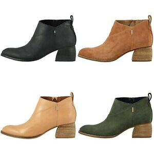 NEW TOMS Women's Leilani ankle bootie - US Sizes