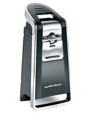 Hamilton Beach 76607 Electric Can Opener Smooth Edge Touch