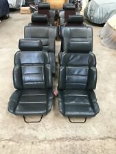 Peugeot 205 Gti Rare Ltd Edition Full Leather Interior Seats
