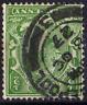 King George V…Halfpenny  Green...SG351